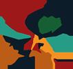 Caribou Forestier de Val-d'Or Logo